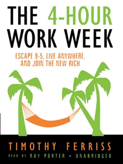 每周工作四小时