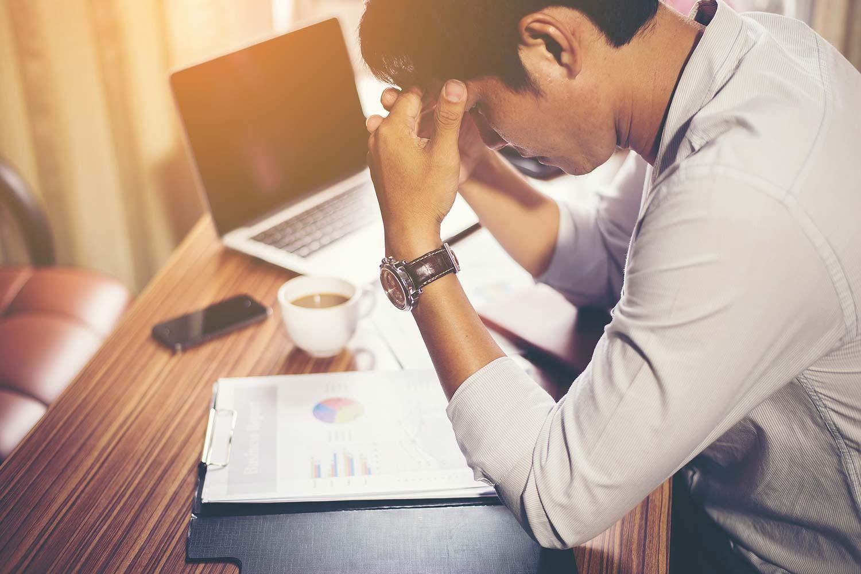 工作压力是什么?如何缓解?