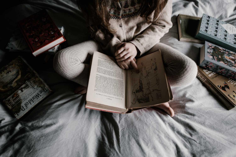 阅读的好处
