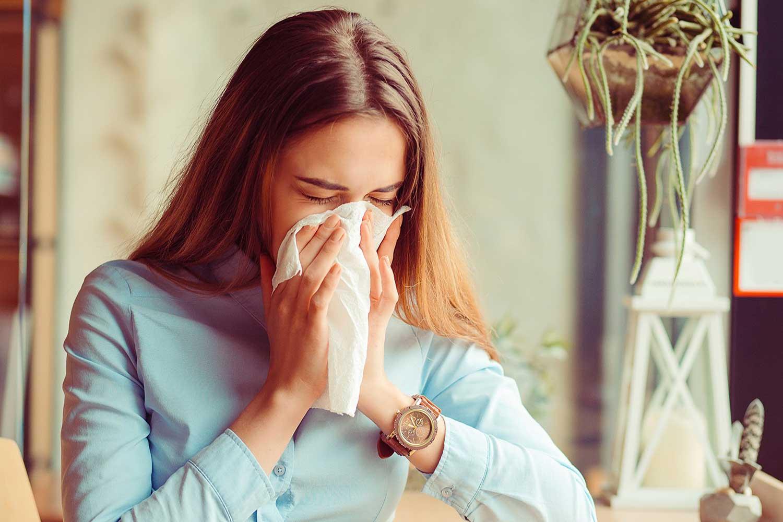 对抗流感季节