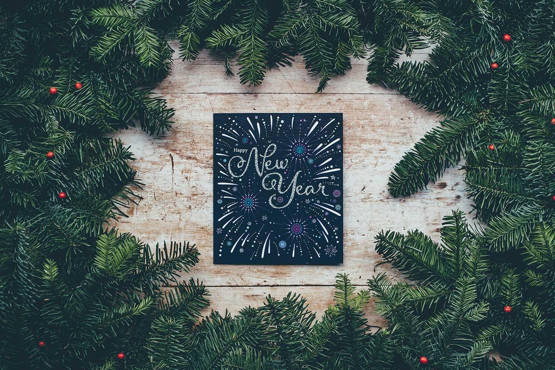 除了新年决心,还有更好的选择来减轻你的压力
