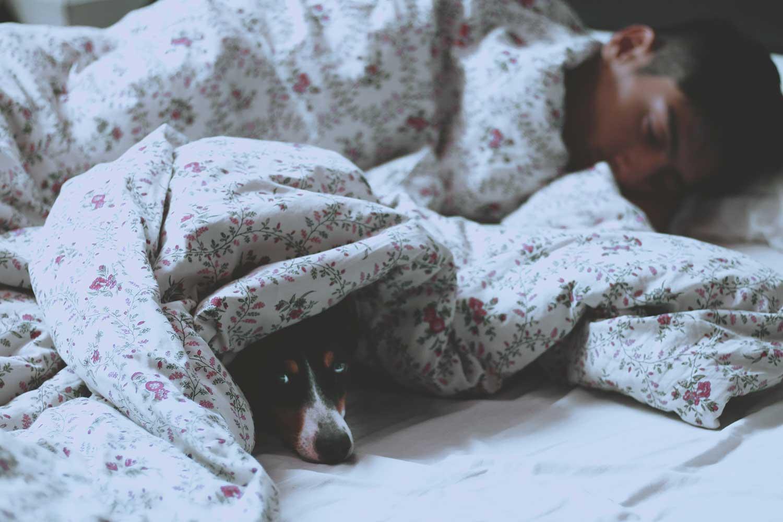 整天失眠?12个习惯让你睡个好觉