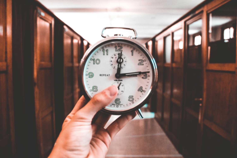 关于时间管理的简要指南