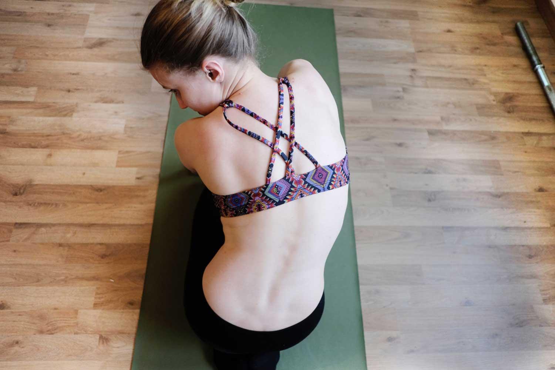 15个静态拉伸练习,增强你的锻炼习惯