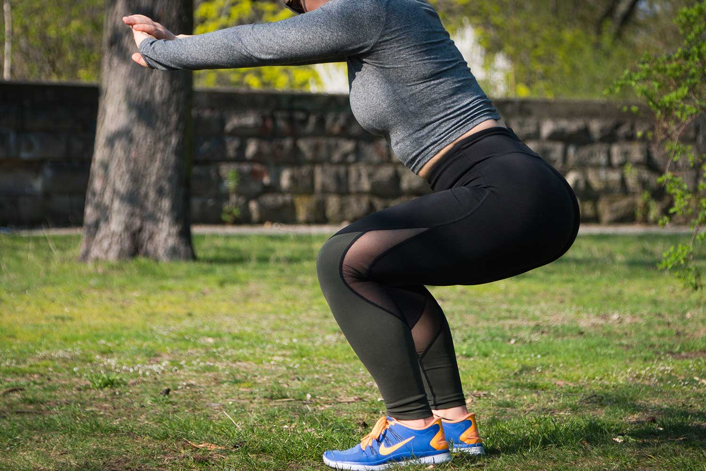 任何人都可以在家尝试10种下半身锻炼