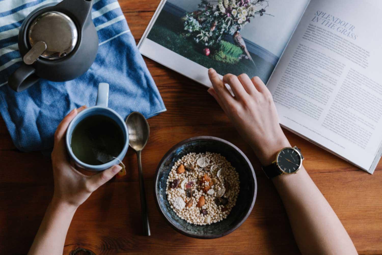 13种能量食物,让你一整天都保持精力充沛