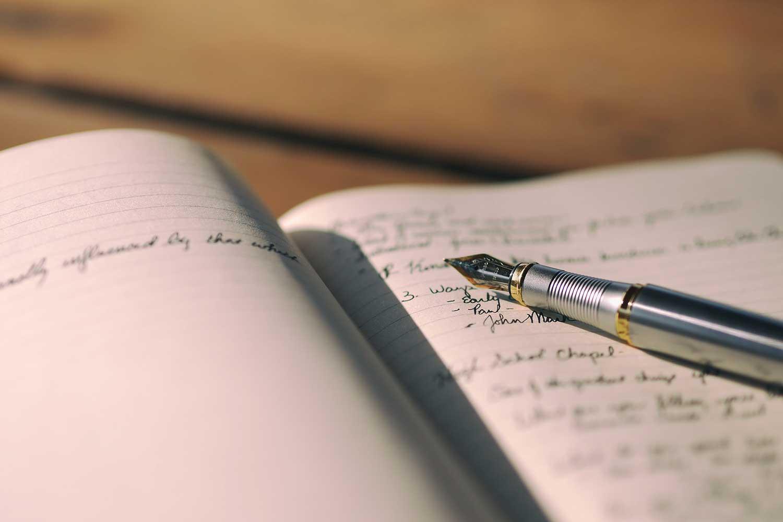 写日记如何改善你的生活