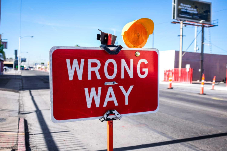 你可能正在犯的10个常见的职业错误