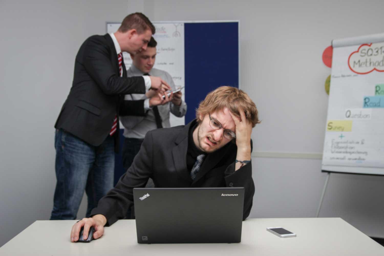 工作倦怠:如何发现并采取行动