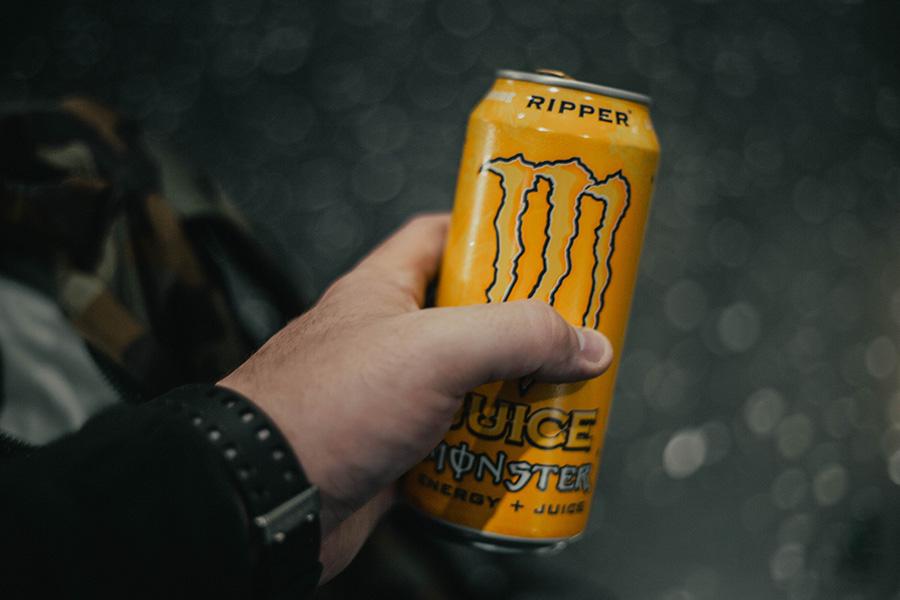 3种能量饮料及其功效